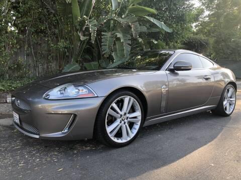 2010 Jaguar XK for sale at Boktor Motors in North Hollywood CA