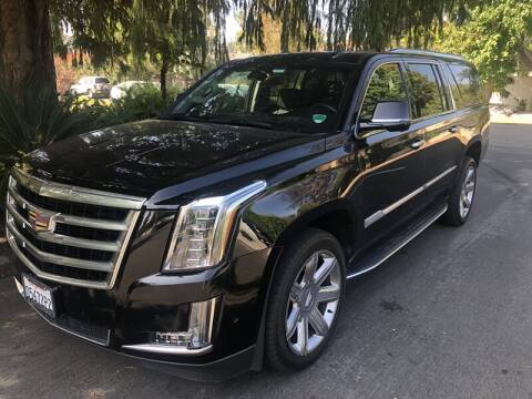 2018 Cadillac Escalade ESV for sale at Boktor Motors in North Hollywood CA