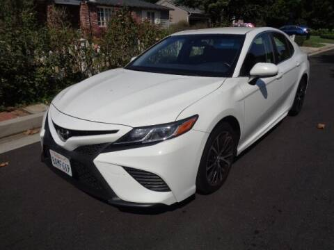 2018 Toyota Camry for sale at Boktor Motors in North Hollywood CA