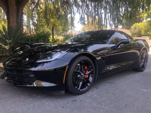 2015 Chevrolet Corvette for sale at Boktor Motors in North Hollywood CA