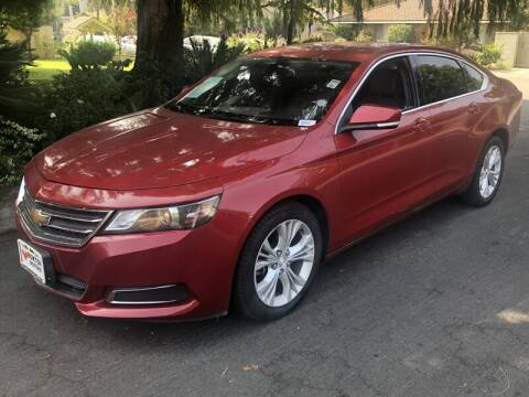 2015 Chevrolet Impala for sale at Boktor Motors in North Hollywood CA