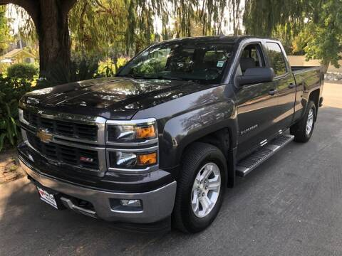 2014 Chevrolet Silverado 1500 for sale at Boktor Motors in North Hollywood CA