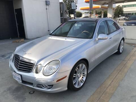 2007 Mercedes-Benz E-Class for sale at Boktor Motors in North Hollywood CA