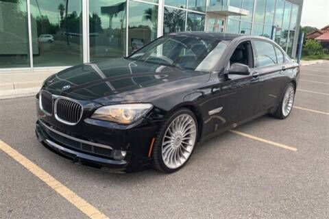 2011 BMW 7 Series for sale at Boktor Motors in North Hollywood CA