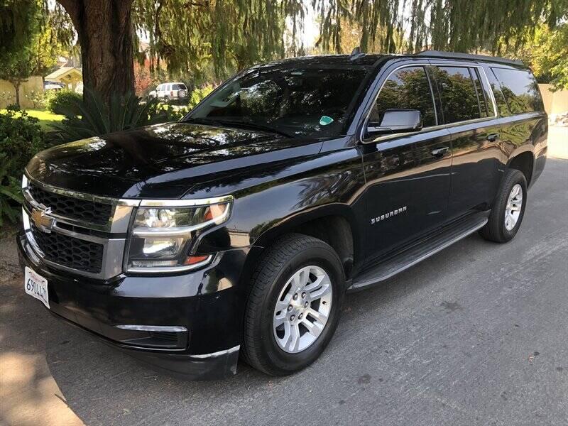 2015 Chevrolet Suburban for sale at Boktor Motors in North Hollywood CA