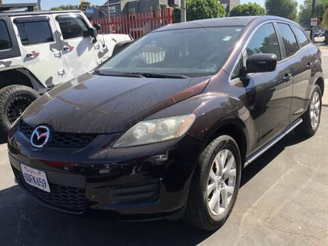 2008 Mazda CX-7 for sale at Boktor Motors in North Hollywood CA
