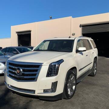 2015 Cadillac Escalade for sale at Boktor Motors in North Hollywood CA