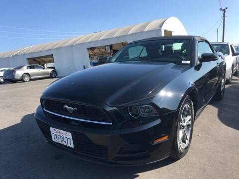 2014 Ford Mustang for sale at Boktor Motors in North Hollywood CA