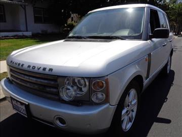 2004 Land Rover Range Rover for sale in Valley Village, CA