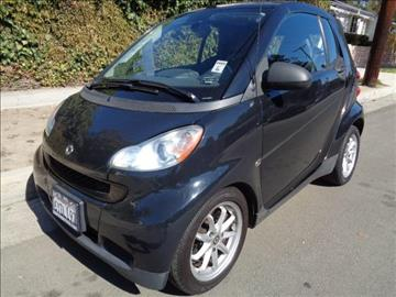 2008 Smart fortwo for sale in Valley Village, CA