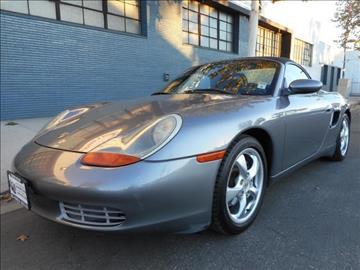 2002 Porsche Boxster for sale in Valley Village, CA
