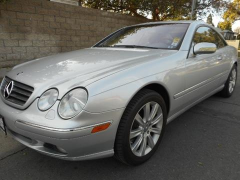 2002 Mercedes-Benz CL-Class for sale in Valley Village, CA