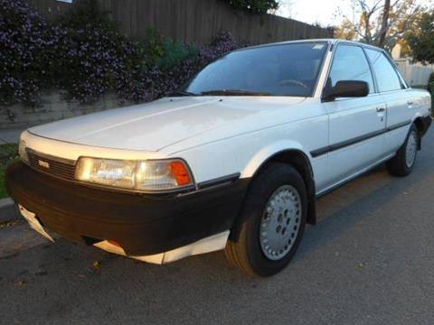 1989 Toyota Camry for sale in Valley Village, CA