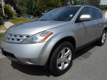 2004 Nissan Murano for sale in Valley Village, CA