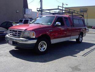 1999 Ford F-150 for sale in Garfield, NJ