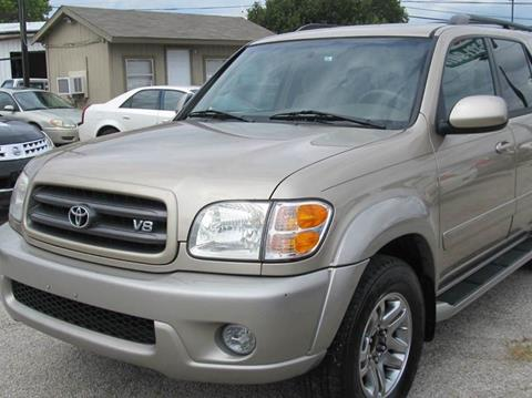 2004 Toyota Sequoia for sale in Lewisville, TX