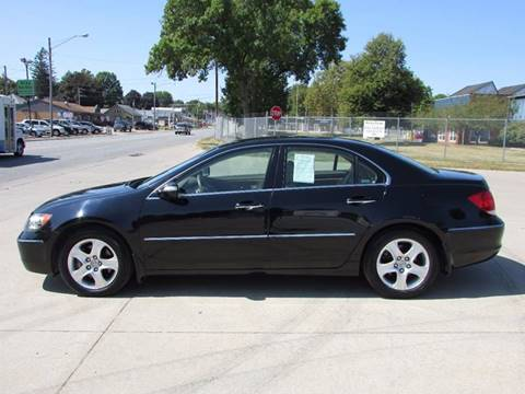 2007 Acura RL for sale in Moline, IL