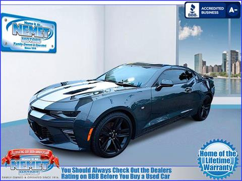 2016 Chevrolet Camaro for sale in Jamaica, NY