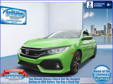 2017 Honda Civic for sale in Jamaica, NY