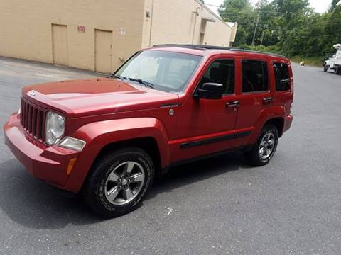2008 Jeep Liberty for sale in Staunton, VA