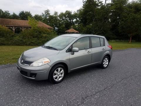 2008 Nissan Versa for sale in Staunton, VA