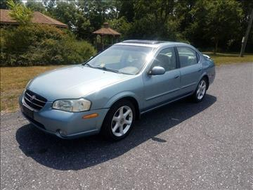2000 Nissan Maxima for sale in Staunton, VA