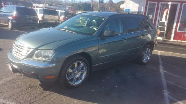 2006 Chrysler Pacifica for sale at Driven Motors in Staunton VA