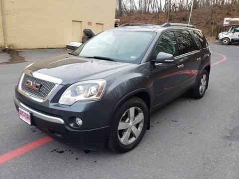 2011 GMC Acadia for sale in Staunton, VA