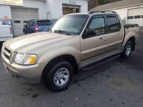 2001 Ford Explorer Sport Trac for sale in Staunton, VA