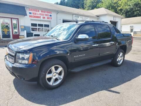 2012 Chevrolet Avalanche for sale at Driven Motors in Staunton VA
