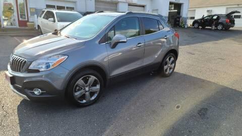 2014 Buick Encore for sale at Driven Motors in Staunton VA