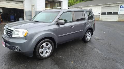 2012 Honda Pilot for sale at Driven Motors in Staunton VA