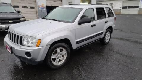 2005 Jeep Grand Cherokee for sale at Driven Motors in Staunton VA