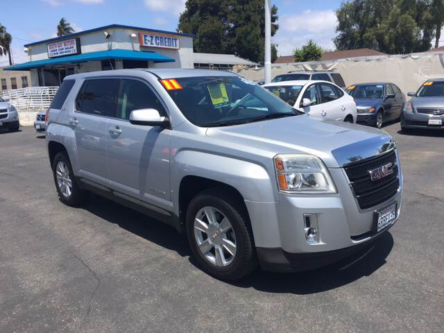 2011 GMC Terrain for sale at South Bay Motors in Chula Vista CA