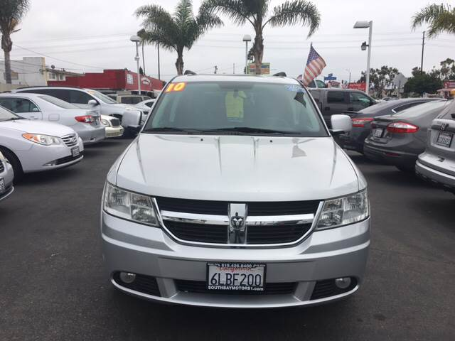 2010 Dodge Journey for sale at South Bay Motors in Chula Vista CA