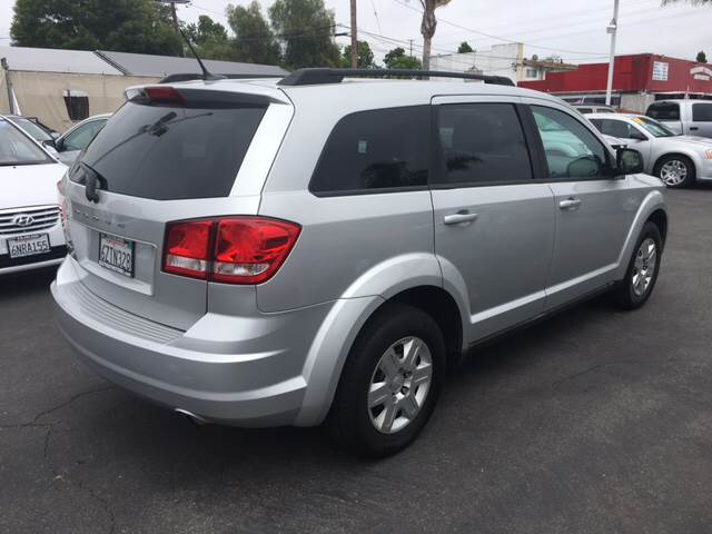 2012 Dodge Journey for sale at South Bay Motors in Chula Vista CA