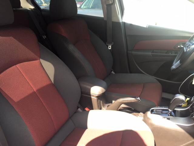 2011 Chevrolet Cruze for sale at South Bay Motors in Chula Vista CA