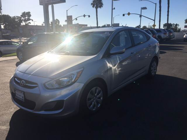 2015 Hyundai Accent for sale at South Bay Motors in Chula Vista CA
