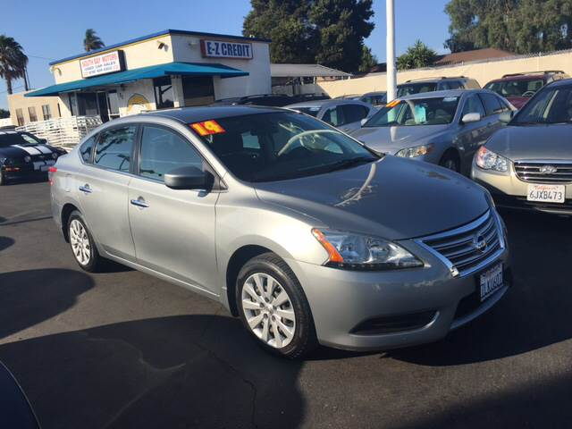 2014 Nissan Sentra for sale at South Bay Motors in Chula Vista CA