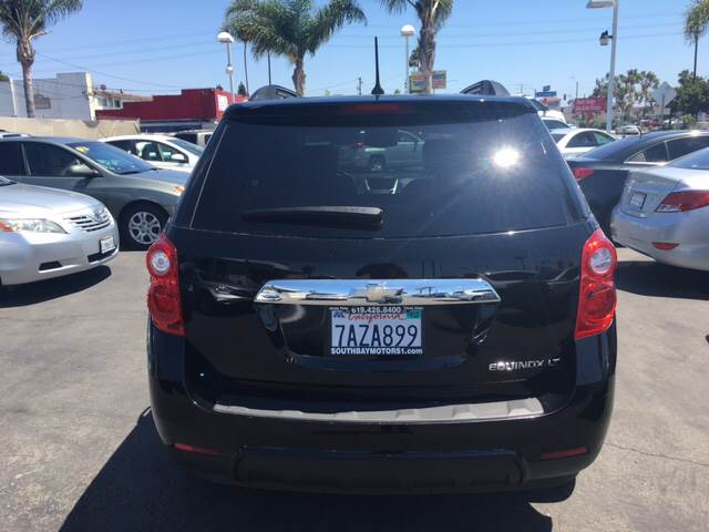 2013 Chevrolet Equinox for sale at South Bay Motors in Chula Vista CA