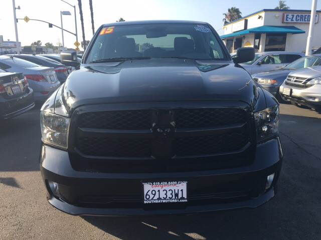 2015 RAM Ram Pickup 1500 for sale at South Bay Motors in Chula Vista CA
