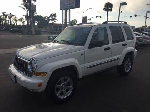 2005 Jeep Liberty for sale at South Bay Motors in Chula Vista CA