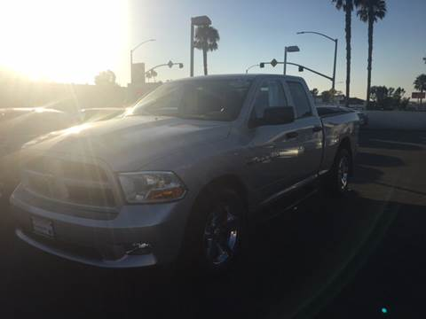 2012 RAM Ram Pickup 1500 for sale at South Bay Motors in Chula Vista CA
