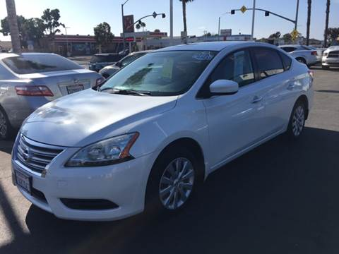 2013 Nissan Sentra for sale at South Bay Motors in Chula Vista CA
