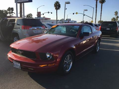 2005 Ford Mustang for sale at South Bay Motors in Chula Vista CA