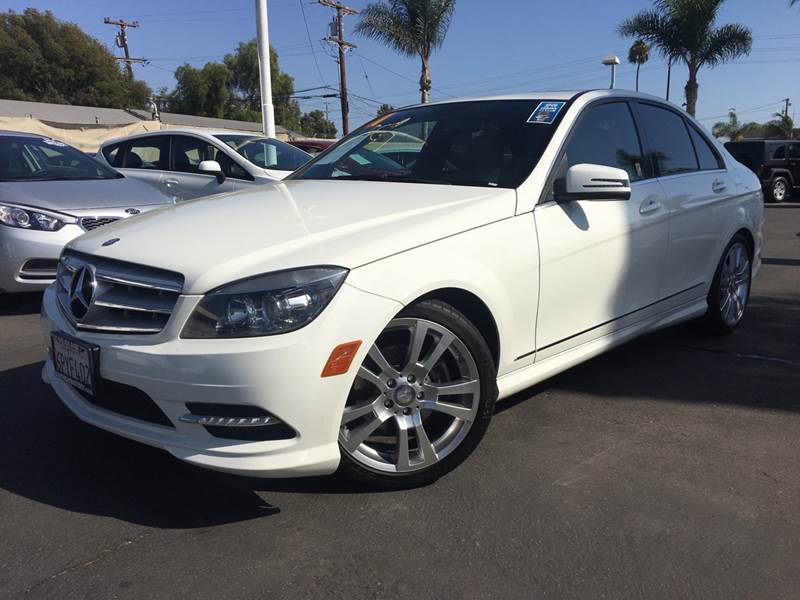 2011 Mercedes Benz C Class For Sale At South Bay Motors In Chula Vista