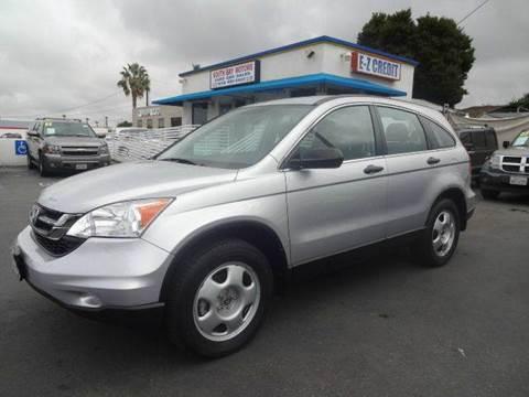 2011 Honda CR-V for sale at South Bay Motors in Chula Vista CA
