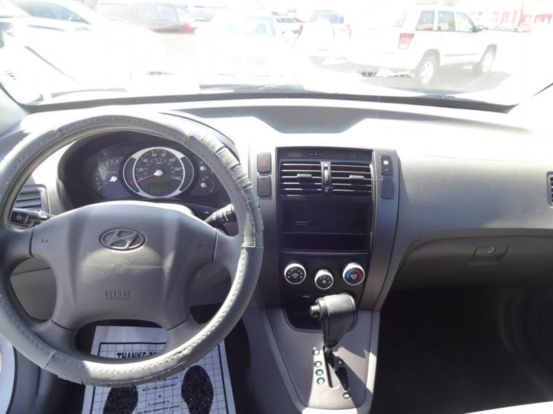 2007 Hyundai Tucson for sale at South Bay Motors in Chula Vista CA