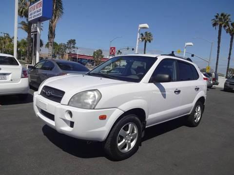 2007 Hyundai Tucson for sale at South Bay Motors in Chula Vista CA