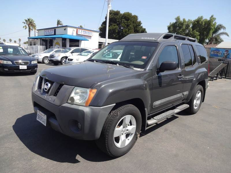 2005 Nissan Xterra for sale at South Bay Motors in Chula Vista CA